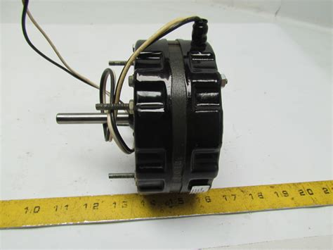 115v Electric Motor by Mcmillan Electric A0510b2594 1 20 Fan Motor 115v 2594s