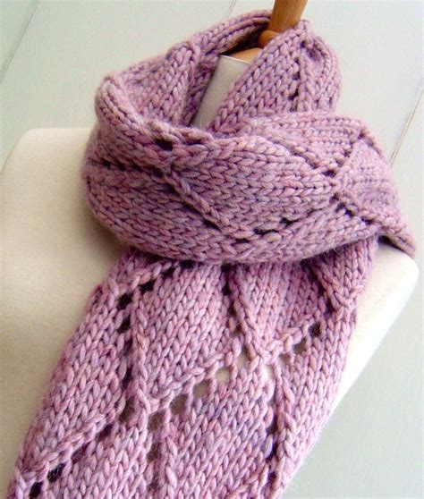 free knitted scarf patterns using bulky yarn 25 b 228 sta knitting scarves id 233 erna p 229