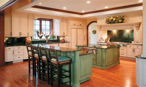 kitchen with breakfast bar designs kitchen islands with seating for 4 kitchen island