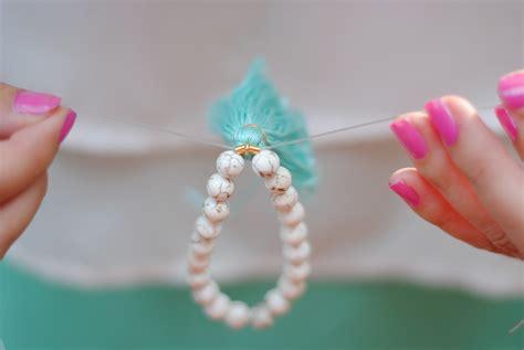 beaded tassels how to make southern curls pearls diy beaded tassel bracelets