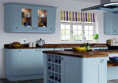 blue kitchen decorating ideas cuisine bleu 50 suggestions de d 233 coration