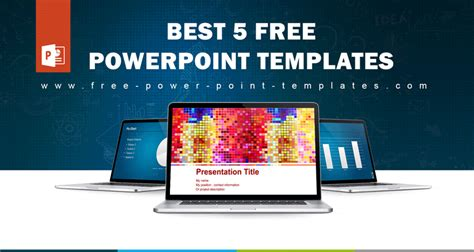 best free 5 best powerpoint templates for free to create
