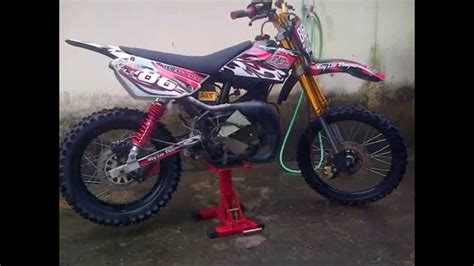 Motor Fiz R by Gambar Modifikasi Motor Trail Fiz R Automotivegarage Org