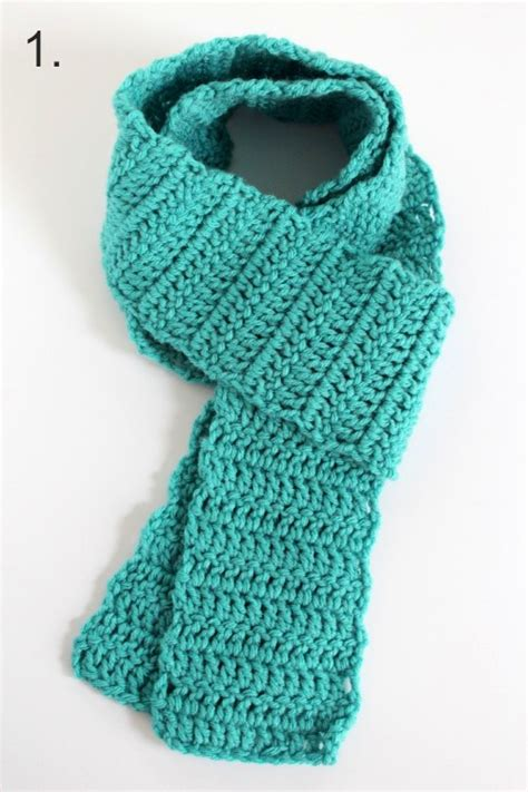 how does it take to knit a scarf 3 ways to wear a crocheted scarf make and takes
