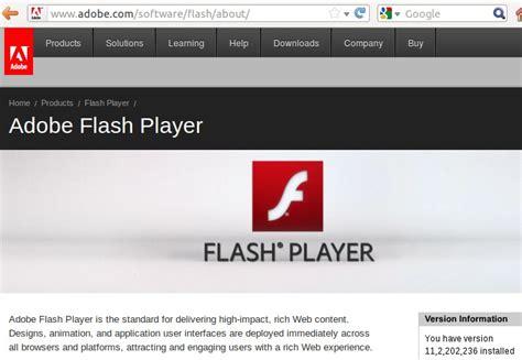 flash install flashplugin installer ubuntu