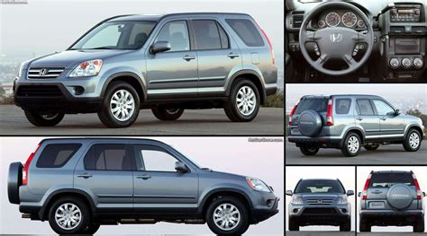 how things work cars 2005 honda cr v user handbook honda crv se 2005 pictures information specs