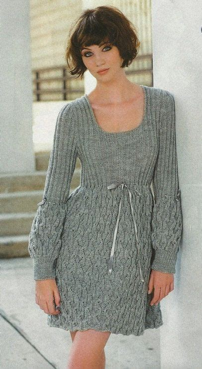 knitted winter dress made to order an knitted winter dress