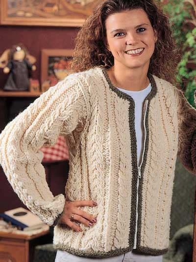 free knitting patterns for coats uk knitting cardigans jackets almost aran jacket