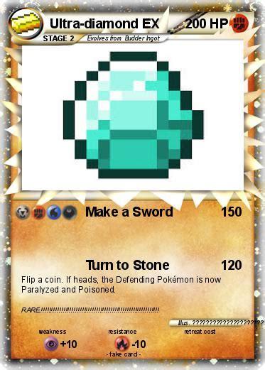 Pok 233 Mon Ultra Ex 1 1 Make A Sword My Card