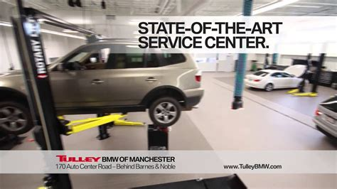 Tulley Bmw by Tulley Bmw Of Manchester Nh Authorized Service Center