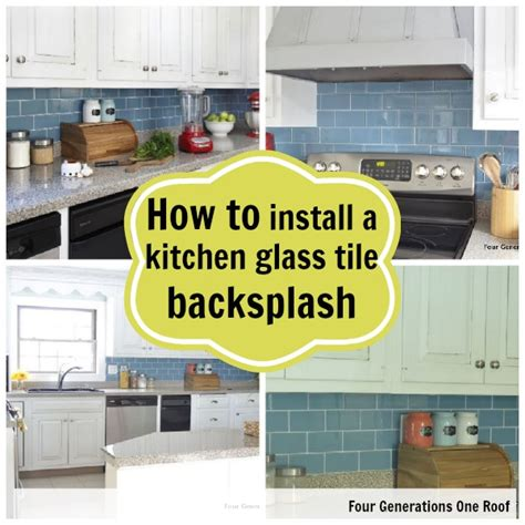 how to install glass tile kitchen backsplash 100 how to install glass tile kitchen backsplash