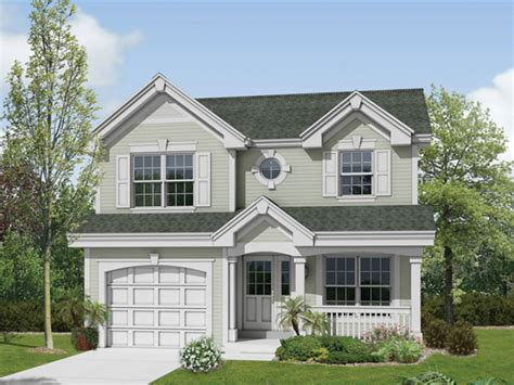 2 story small house plans tiny two story home plans