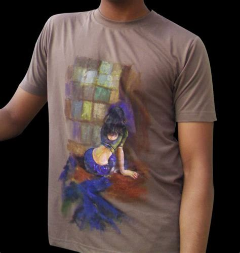 Fabric Painting Acrylic Paint On T Shirt Paintings