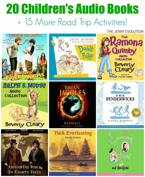 free children books with audio and pictures 20 captivating children audio books for road trips