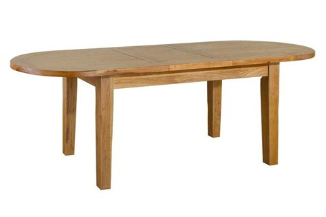 tuscany solid oak dining room furniture oval extending
