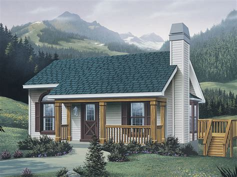 small vacation house plans woodsmill vacation cabin home plan 007d 0042 house plans and more