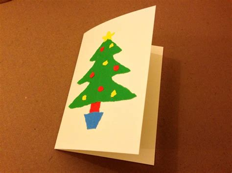 paper craft cards paper craft card card tree