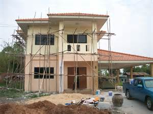 house building building a house in thailand start to finish