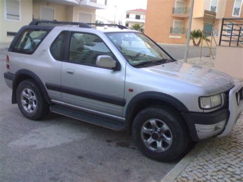 view of opel frontera 2 view of opel frontera 2 2 i photos features and