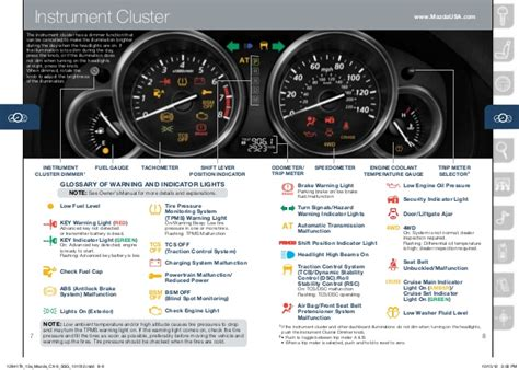 airbag deployment 1992 toyota 4runner spare parts catalogs service manual airbag deployment 2008 mazda mazda3 instrument cluster image 2011 mazda