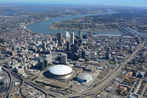 Where Is The Mercedes Superdome by Mercedes Superdome Renovation New Orleans La