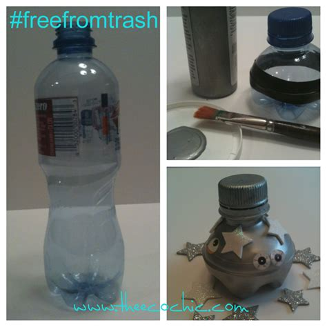 crafts with water bottles for water bottle crafts freefromtrash a ta lifestyle
