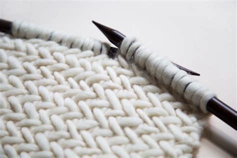 knit herringbone stitch how to knit herringbone stitch watg