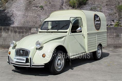 2cv Citroen by Sold Citroen 2cv Ak400 Lhd Auctions Lot 7 Shannons