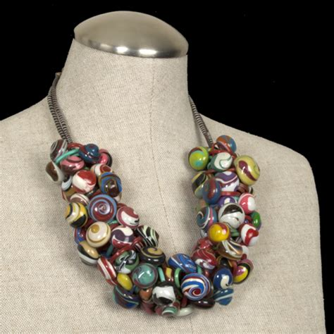 how to make jewelry from recycled materials recycled plastic jewelry jenne rayburn