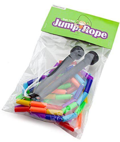 plastic beaded jump rope k roo sports rainbow 7 jump rope with plastic beaded