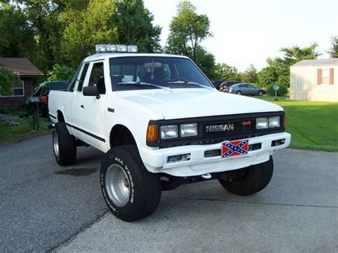 Nissan 4x4 Truck by Buy Used Classic Vintage 1986 Nissan 4x4 720 4 Wheel