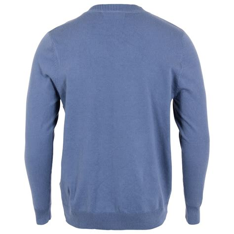 thin knit sweater mens plain colour thin knit casual crew neck jumper