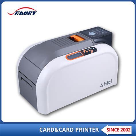 id card machine high quality hiti cs200e id card printing machine price