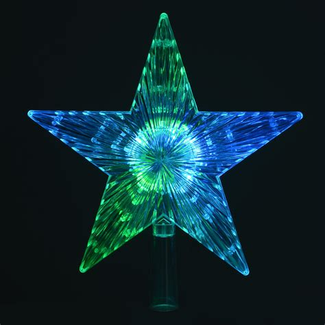 tree light toppers colour changing led light up tree topper