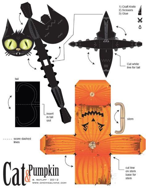 paper craft blogs 25 unique pumpkin template printable ideas on