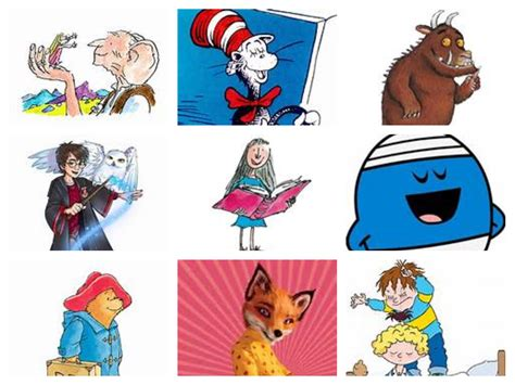 book character pictures friday 6th march a few reminders dean park primary school