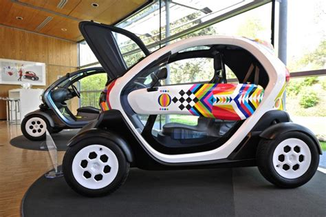 Renault Twizy Usa by Renault Twizy Electric Car Review Evo