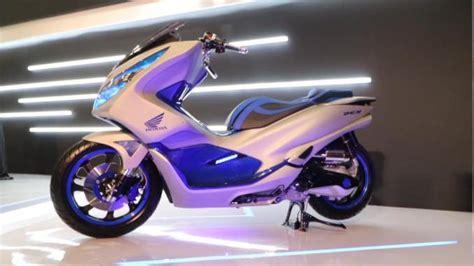 Pcx 2018 Modification by Modifikasi Honda Pcx Lokal Keren Keren Nih Ardiantoyugo