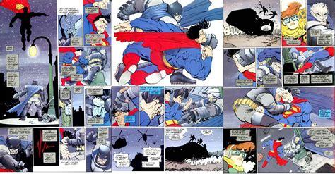 comics vs batman vs superman comics and