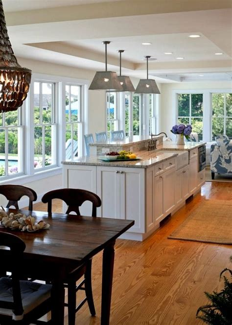 awesome kitchen designs 38 awesome kitchen designs with a view digsdigs