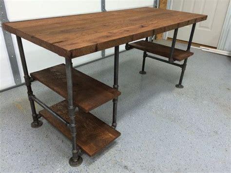 computer desks wood 25 best ideas about rustic desk on reclaimed