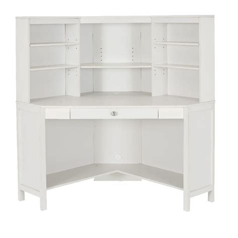white corner desk hutch 1000 ideas about corner desk with hutch on