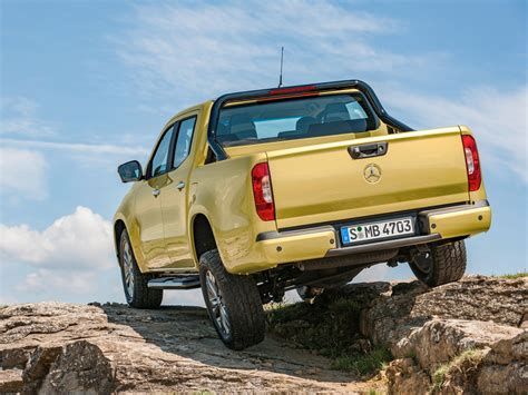 Mercedes X Class Truck Price by Why Americans Can T Buy The New Mercedes X Class