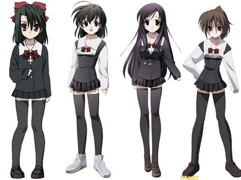 Batalla De Leyendas Anime School Days 3 By