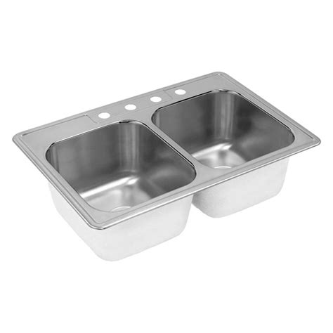 neptune kitchen sink elkay neptune drop in stainless steel 33 in 4