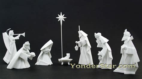 nativity origami porcelain origami nativity pictures to pin on