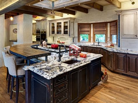 distressed island kitchen extraordinary cooking island bars for kitchen with