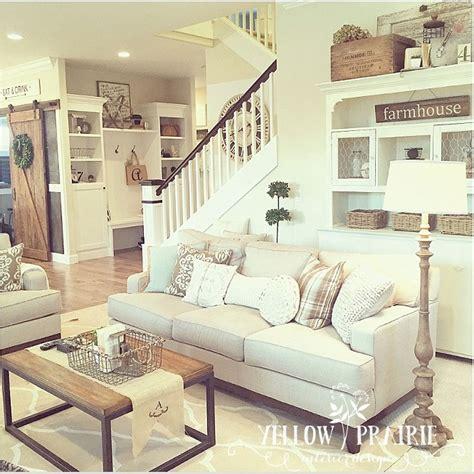 Farmhouse Livingroom taylor gray blog farmhouse living room inspiration and
