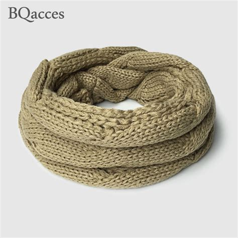 chunky knit get cheap knit chunky scarf aliexpress
