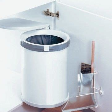 kitchen garbage cans sink 17 best images about trash disposal bins cabinets on